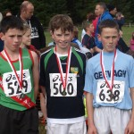 5th & 6th Class Boys Medallists