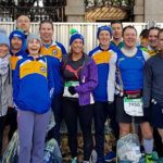 Longford AC at dublin city marathon