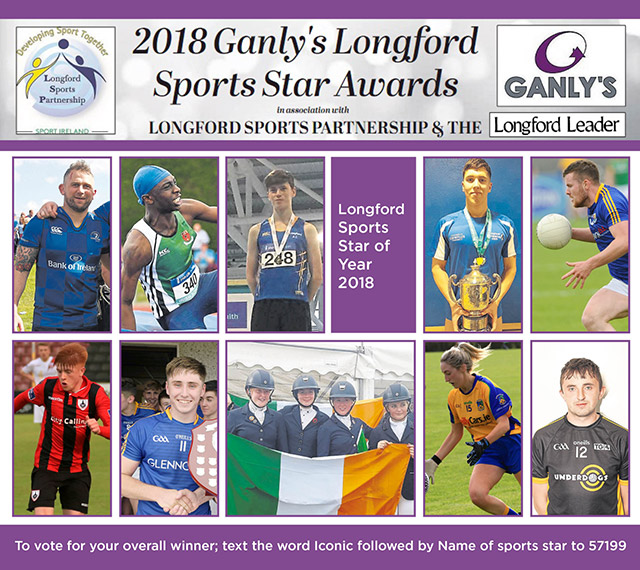 ganleys 2018 awards
