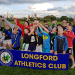St Mel's NS, Ardagh win 2nd place trophy