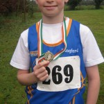 Cian Mc Phillips Connaught Under 11 Boys Cross Country Champion 2011