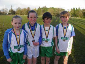 Killoe National School God Medal Winners