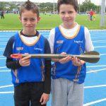 Brendan Finane & Adam Reilly 4th pair Under 11 Boys Turbo Javelin