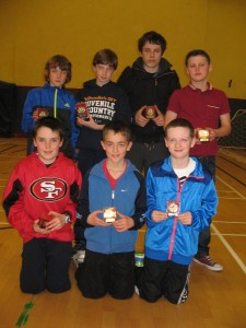 Juvenile Achievement Awards 2013 Boys Winners