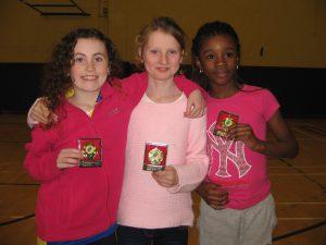 Juvenile Achievement Awards 2013 Girls Winners