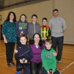 Club Girl & Boys of the Year 2014, Longford AC