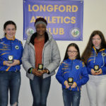 Sarah-McPhillips,-Funmi-Talabi,-Rachel-Keenan,-Kate-Hagan-were-deserving-recipients-of-the-2018-Most-Improved-Award,-Feb-2018