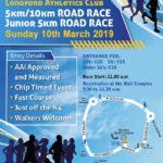 longford ac road race